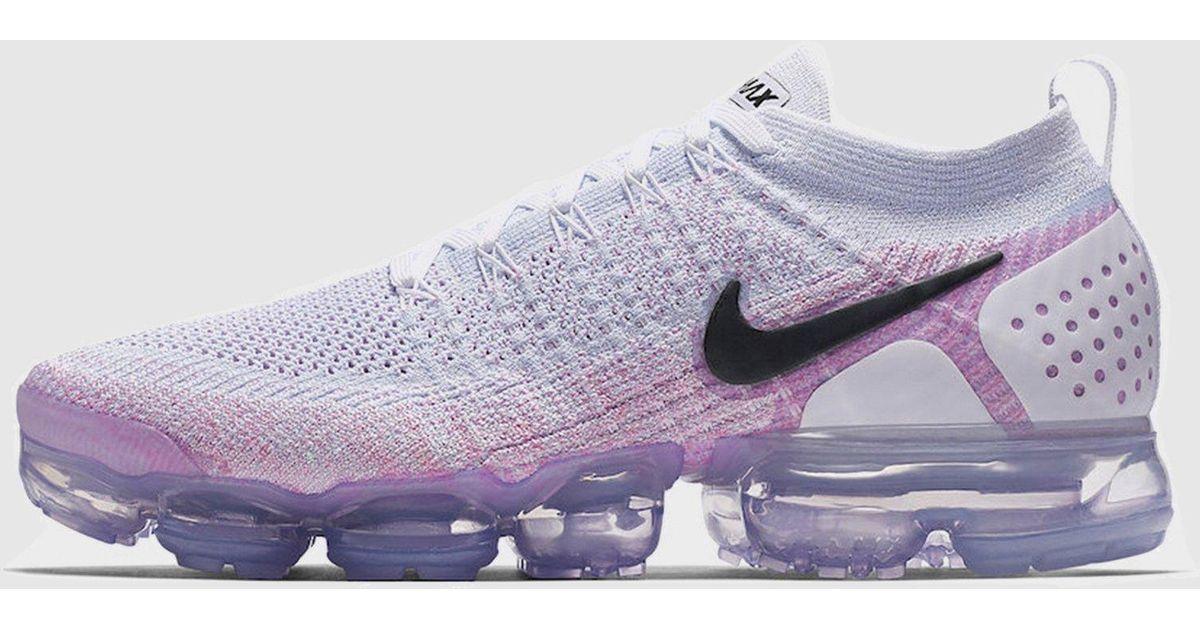 8764050b8f6f Lyst - Nike Air Vapormax Flyknit 2 in Purple for Men nike vapormax flyknit 2  purple