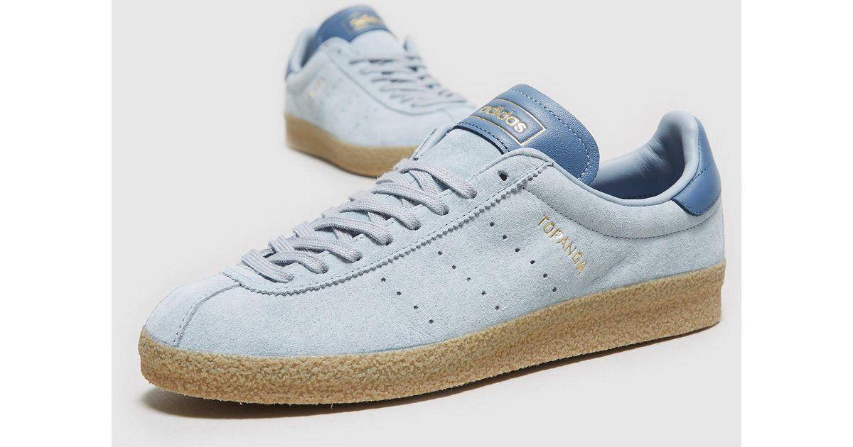 Adidas Originals Gray Topanga Clean for Men Lyst