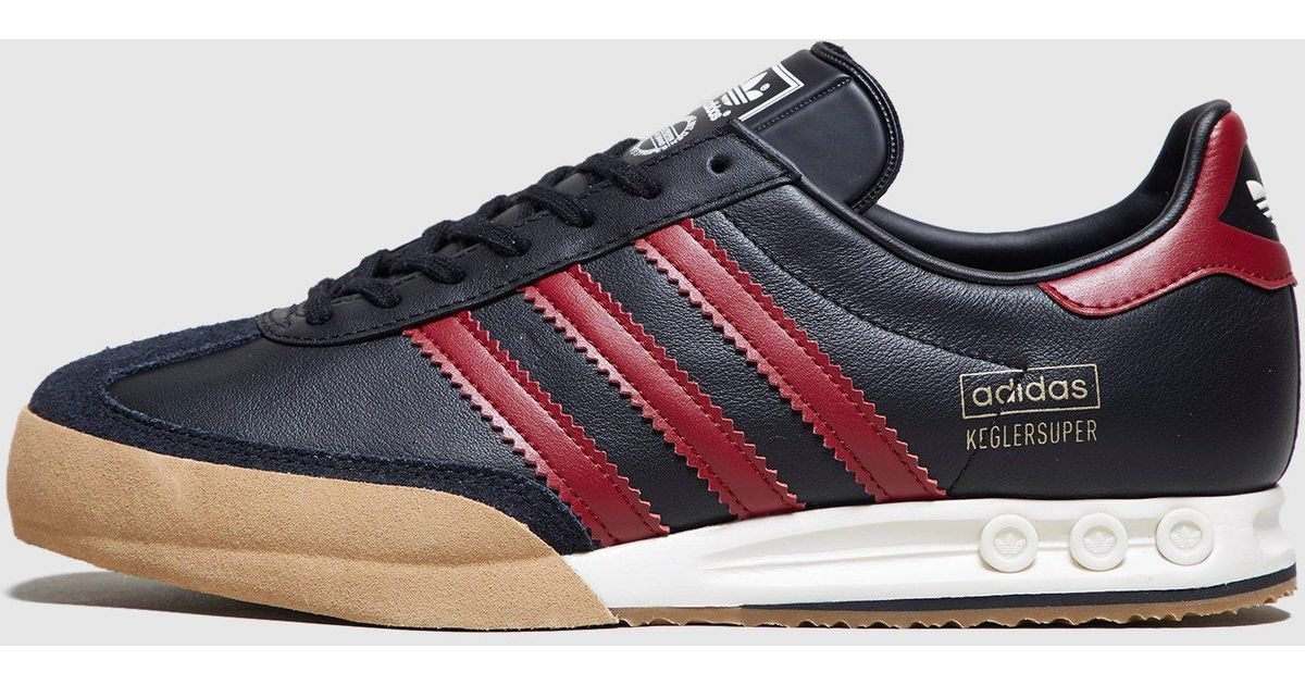 Lyst - adidas Originals Kegler Super Og - Size  Exclusive in Black for Men 40f5ce9f1