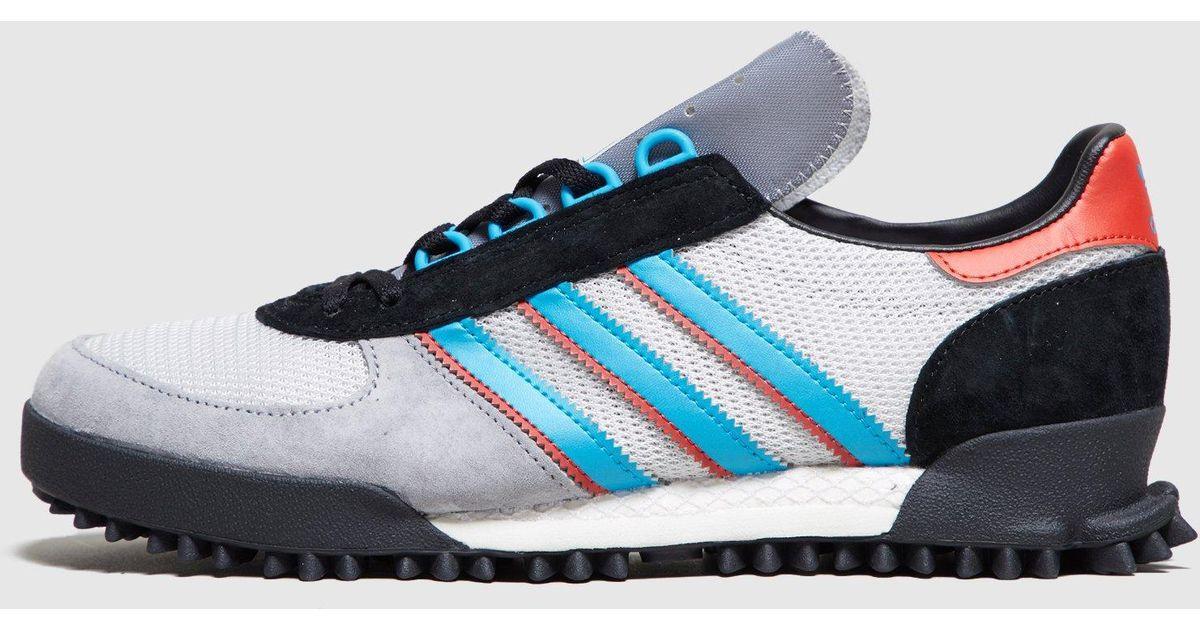 7af3c01b3b28 adidas Originals Marathon Tr Og in Blue for Men - Lyst