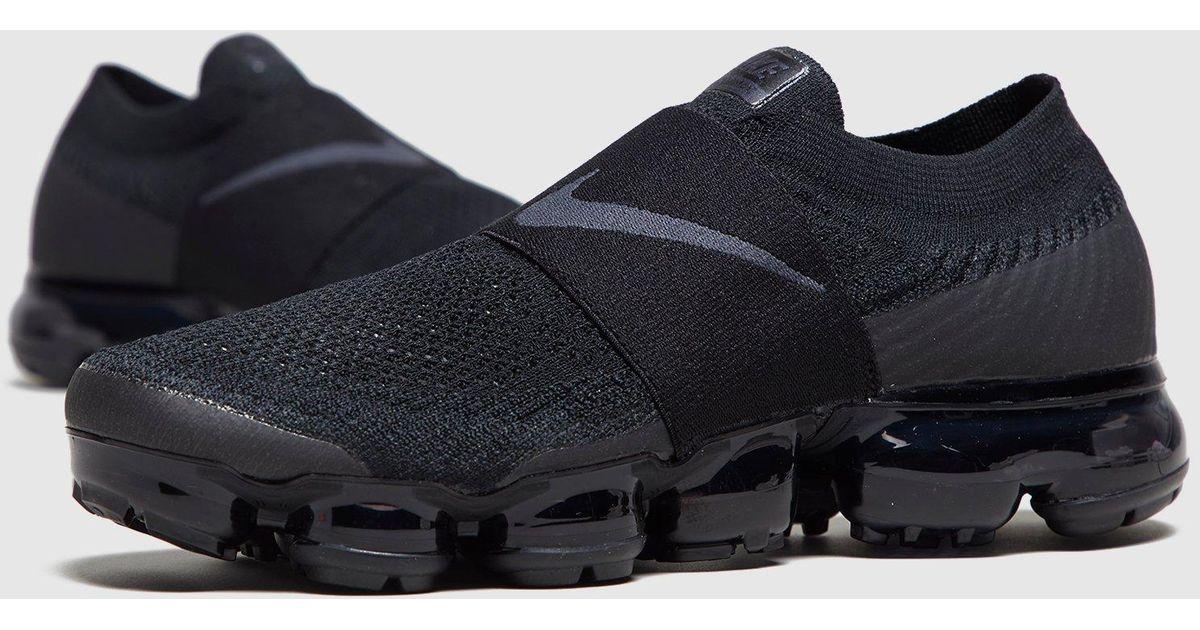 4ec740887fa8c Lyst - Nike Air Vapormax Flyknit Moc Women s in Black
