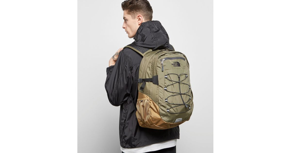 34dd11f53b The North Face Borealis Classic Backpack in Green - Lyst