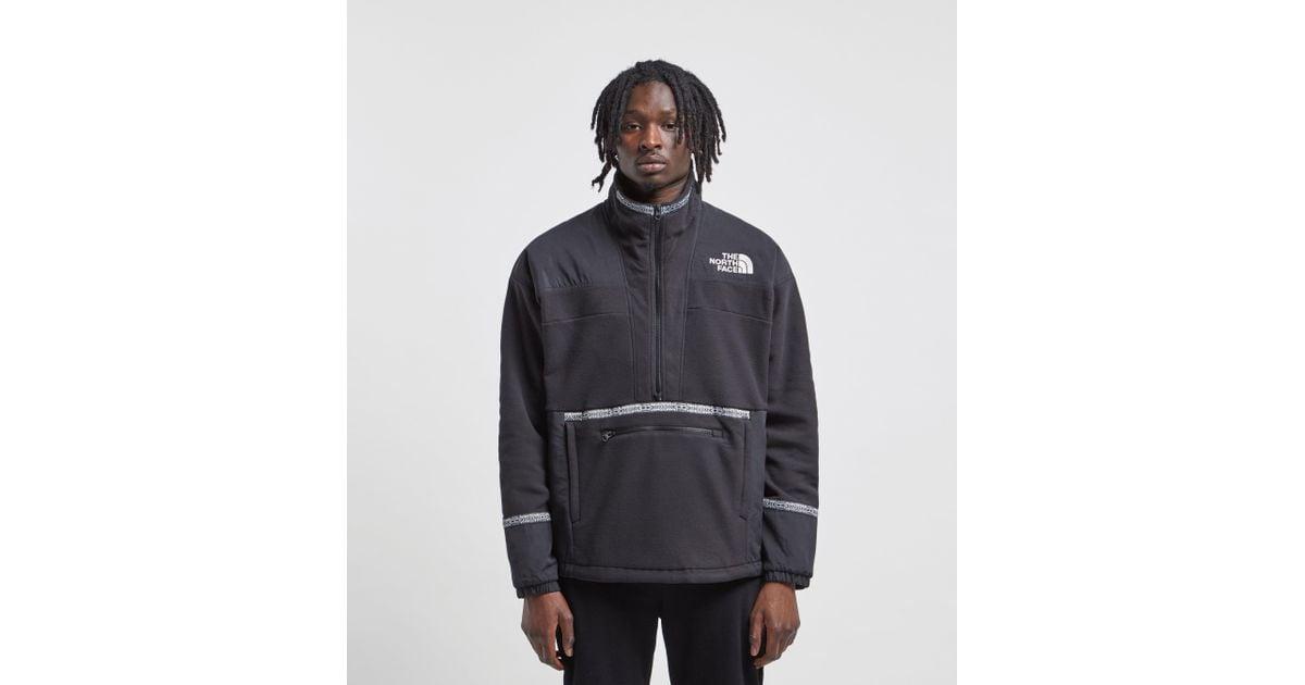 3bf450e75 The North Face Black Rage '92 Retro Fleece 1/2 Zip Sweatshirt for men