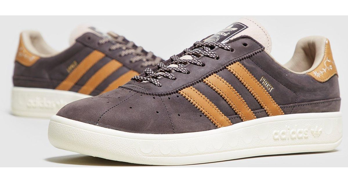 online retailer dcf9e c0b1c Lyst - adidas Originals Munchen Made In Germany oktoberfest in Brown for  Men