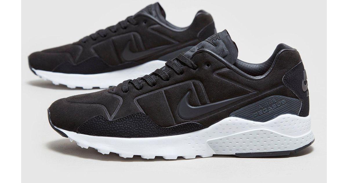 buy online 5c056 b5219 Nike - Black Air Zoom Pegasus 92 for Men - Lyst