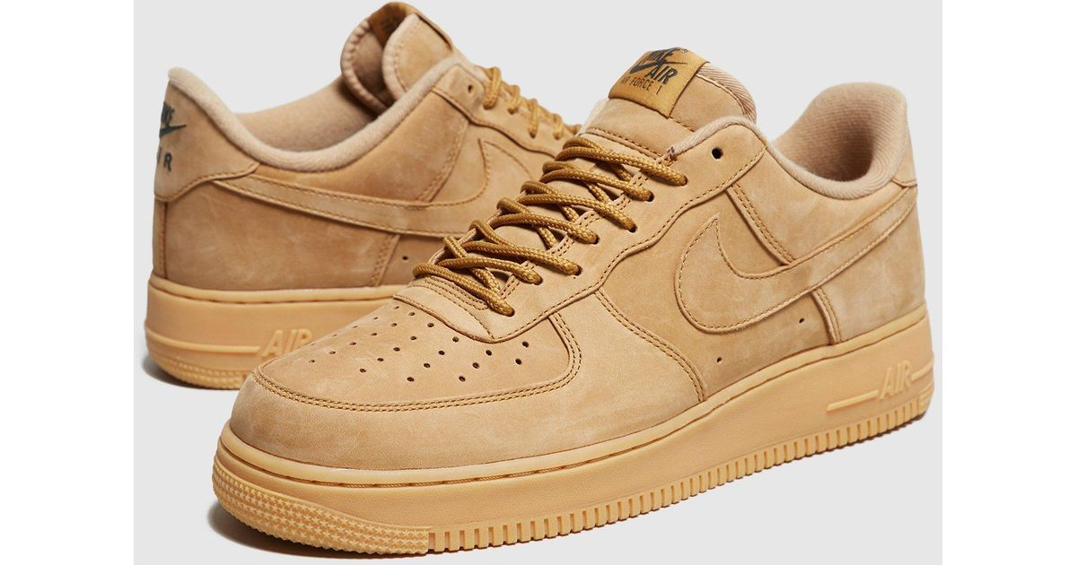 online store 9eca4 d1033 Nike Air Force 1 Lv8 Wb Flax for Men - Lyst