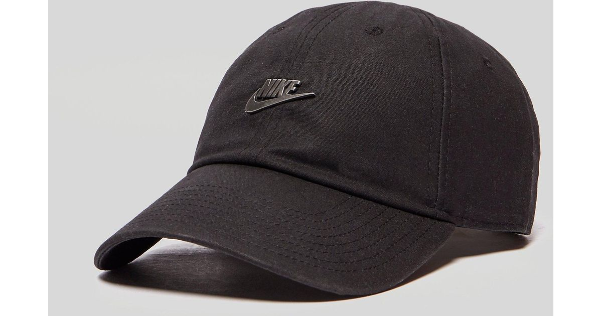 3e0a0315d6a Lyst - Nike Hook Cap in Black for Men
