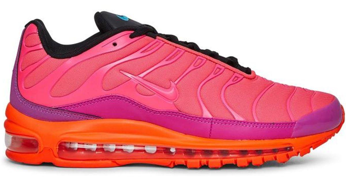 b96425c0a2d9 Nike Air Max 97   Plus Sneakers - Lyst