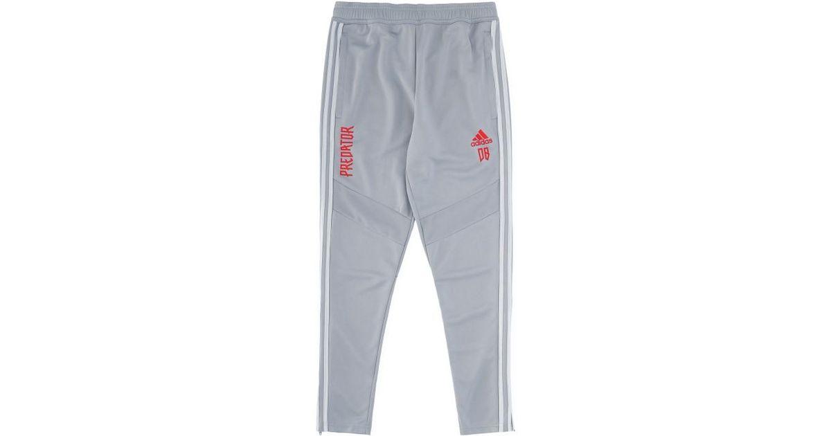 3ad808504 adidas Originals Football David Beckham Tiro Predator Track Pants for Men -  Lyst