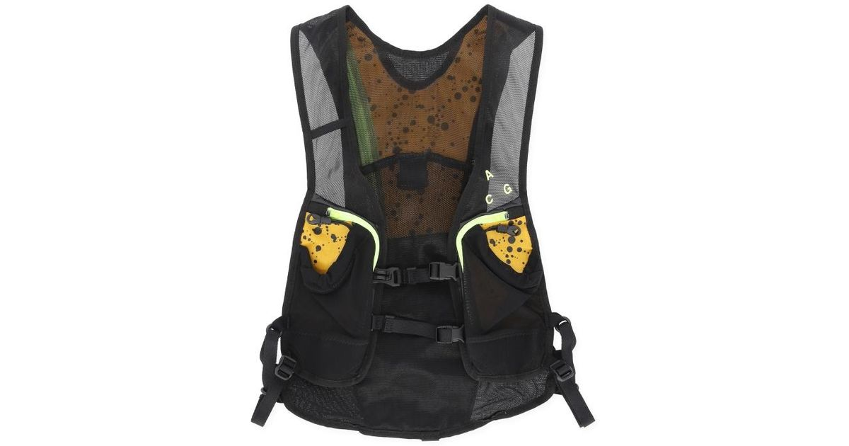 74203390fd Nike Hydration Race Vest in Black for Men - Lyst