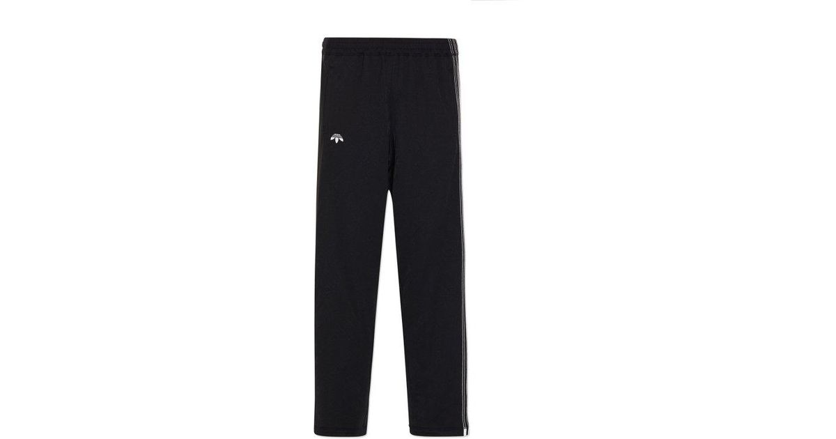 75a4c29d084e18 Lyst - adidas Originals Alexander Wang Jacquard Track Pants in Black for Men