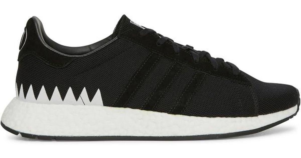 426405986e Lyst - adidas Originals Neighborhood Chop Shop Sneakers in Black for Men