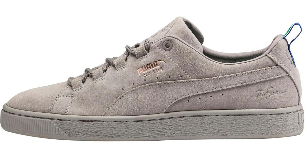 a2dde433888 Lyst - PUMA Suede X Big Sean in Gray for Men