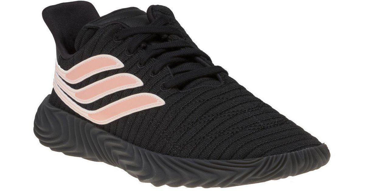 wholesale dealer 368d4 e7d10 Adidas Sobakov Trainers in Black for Men - Lyst