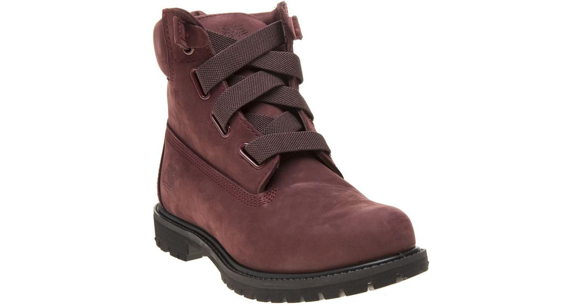 6def362590e Timberland - Brown 6 Inch Premium Pull On Boots - Lyst