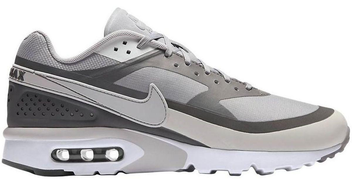 nike air max pc ultra lupo grigio scarpe da uomo (allenatori)