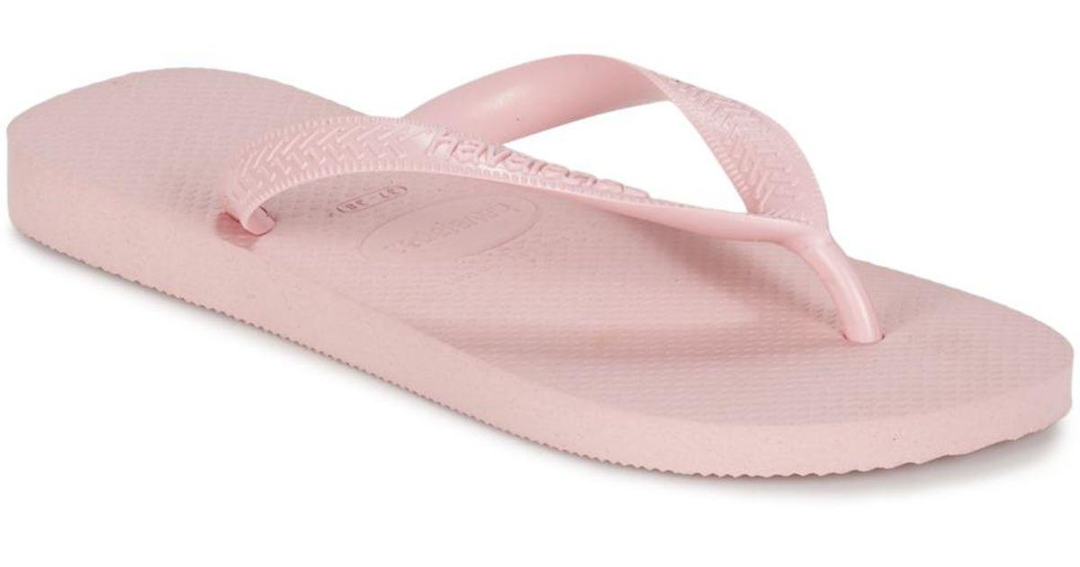 8d707acf5 Havaianas Top Men s Flip Flops   Sandals (shoes) In Pink in Pink for Men -  Lyst