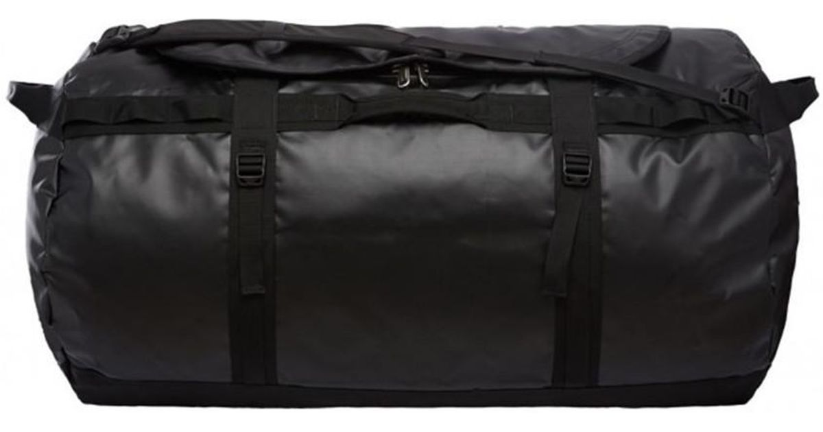 The North Face Podróżna Base Camp Duffel Xxl 150l Women s Messenger Bag In  Black in Black - Lyst 20278a579f