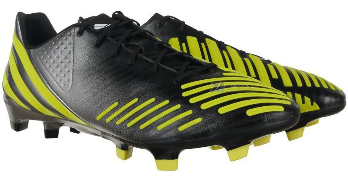 1c6bc00ead90 ... inexpensive adidas predator lz trx fg micoach mens football boots in  black in black for men