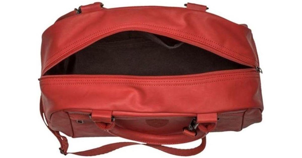9fc2606e2c4b0 Puma Sf Ls Handbag Women S Handbags In Red For Men Lyst