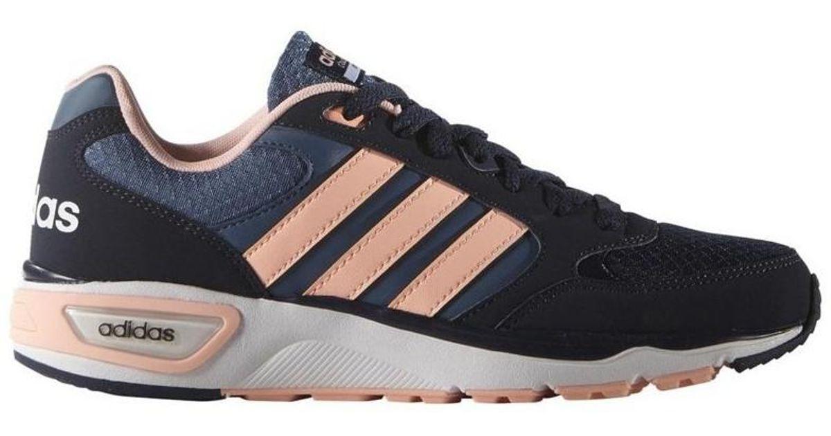1632fce7d1 adidas Cloudfoam 8tis W Women s Shoes (trainers) In Blue in Blue - Lyst