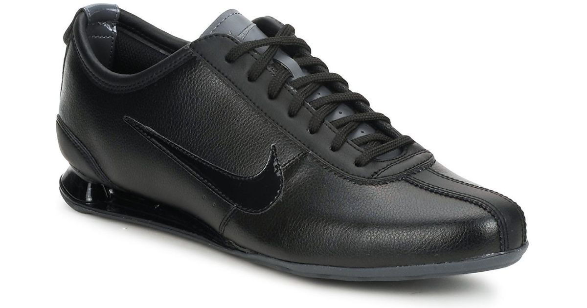 promo code ef470 91313 Nike Shox Rivalry Men s Shoes (trainers) In Black in Black for Men - Lyst