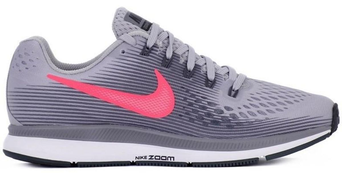 f7468246073 Nike Zoom Pegasus 34 W Women s Running Trainers In Multicolour - Lyst