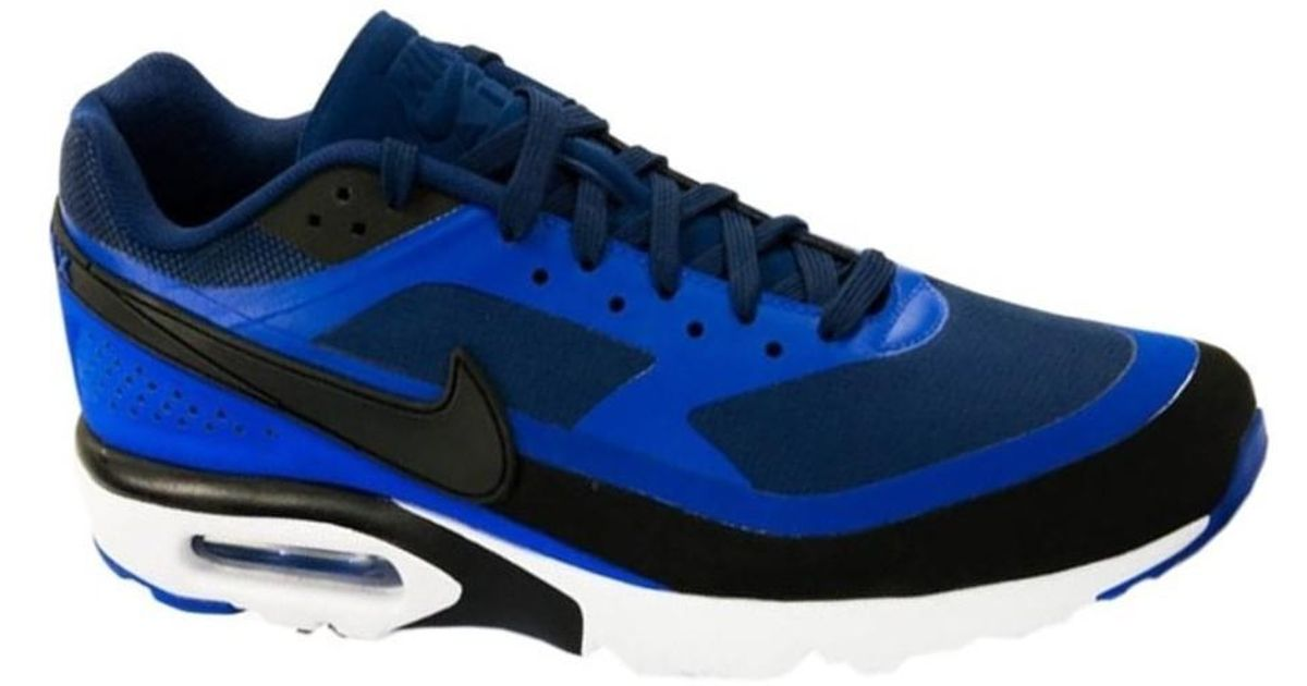 7f9d0be77f Nike Air Max Bw Ultra 819475 401 Men's Shoes (trainers) In Blue in Blue for  Men - Lyst