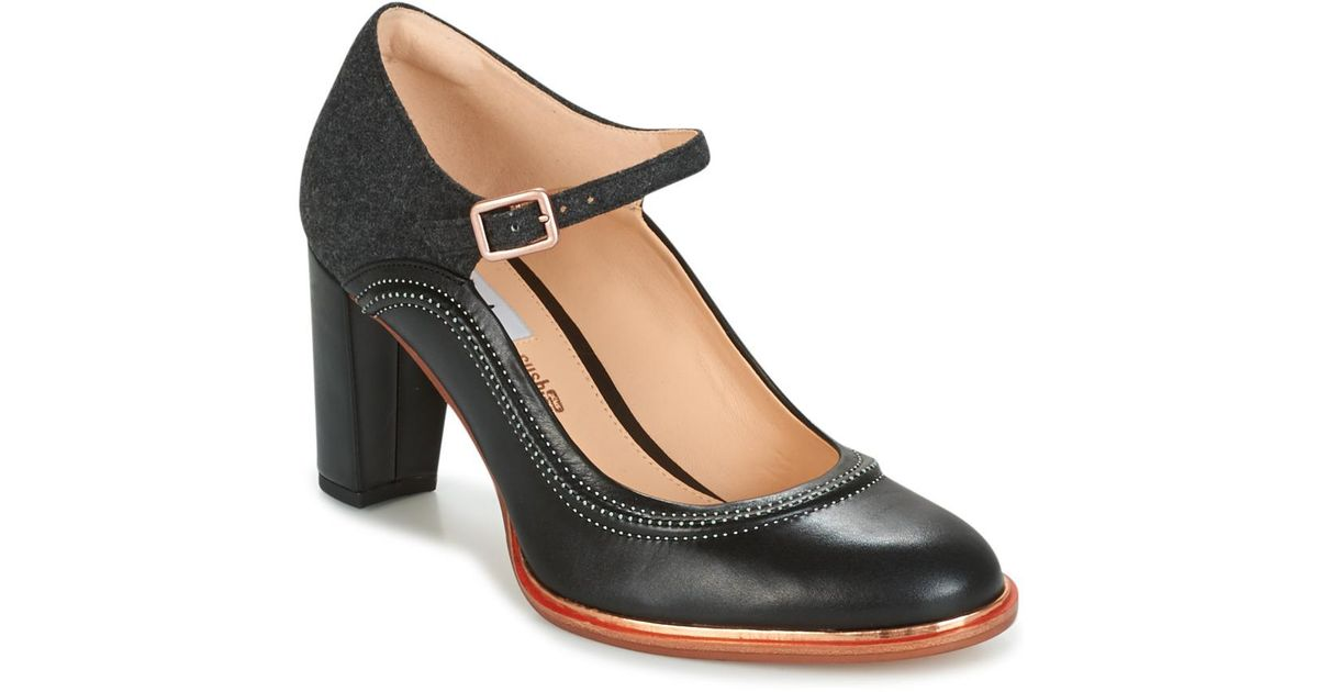 9955b3c3e5 Clarks Ellis Women's Court Shoes In Black in Black - Save 36% - Lyst