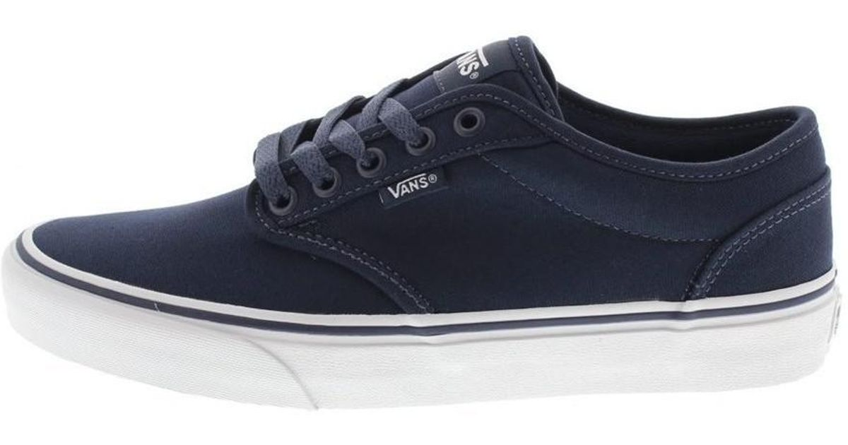 6f7f7dd128 Vans Atwood Men s Shoes (trainers) In Multicolour in Blue for Men - Lyst