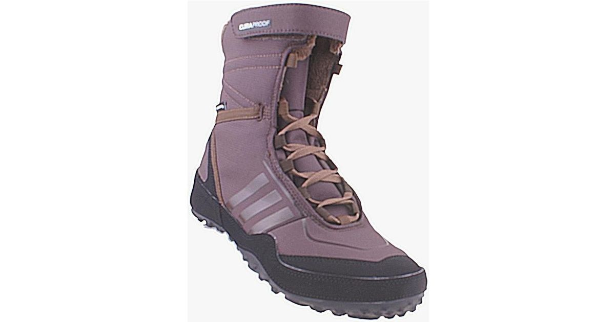 ... Adidas Libria Winter Boot Women s Walking Boots In Brown in Brown -  Lyst . ... d1b48a772