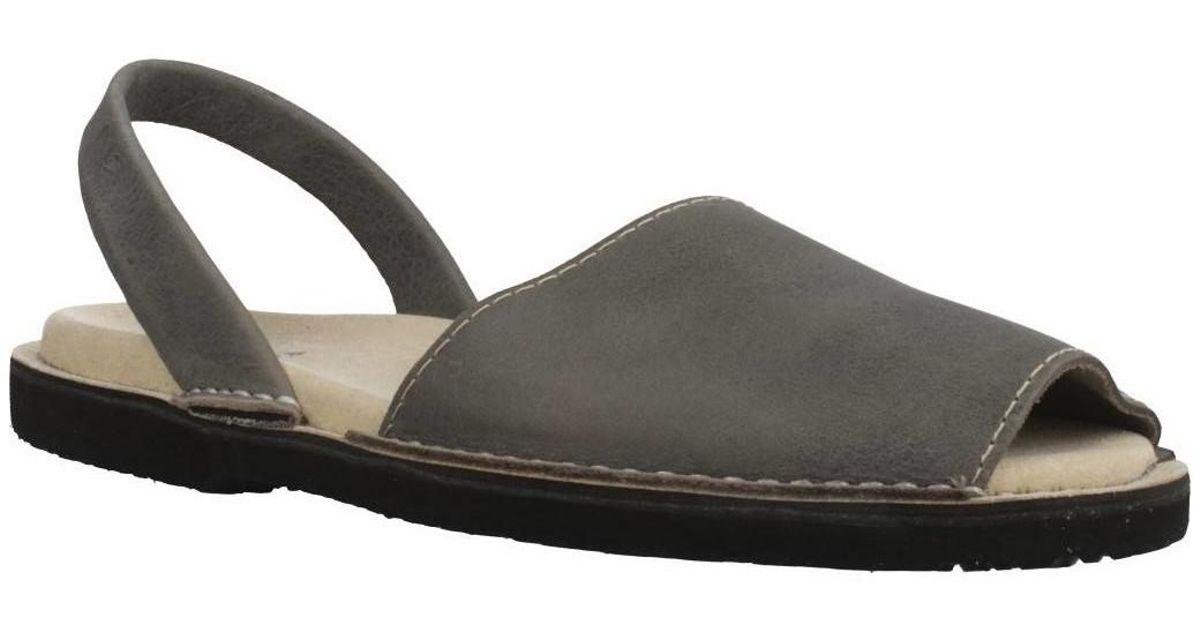 Men For Men's Menorca Ria Gray Anatomic Lyst Sandals In Grey Cab c3q5jLR4A