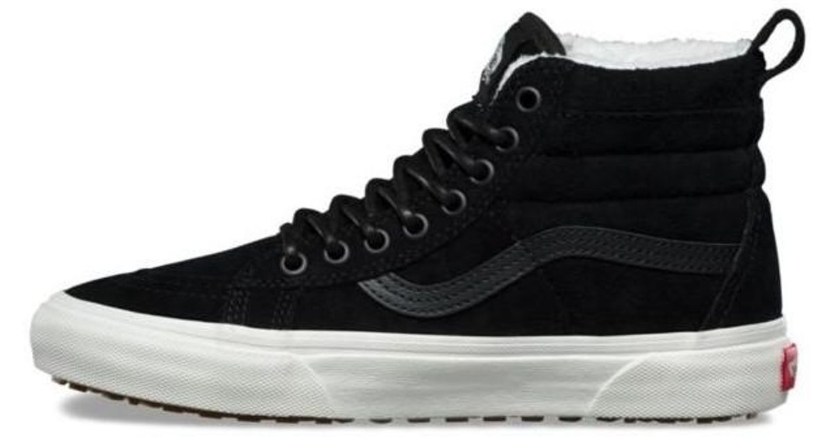 online store 8ae39 2a1cc Shoes Black high Trainers Vans Men s Mte Sk8hi In Top Winter qBwI7R