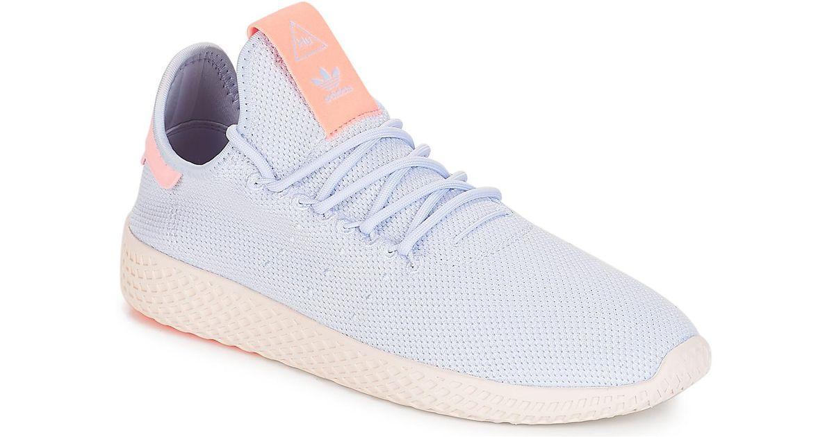 tennis adidas femme bleu