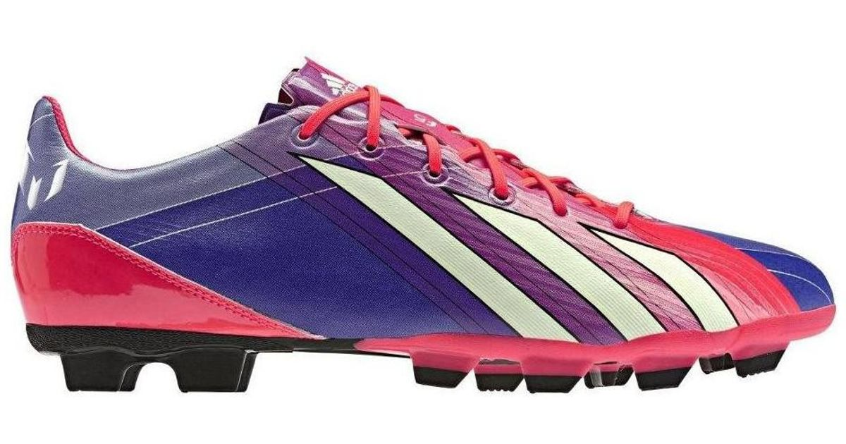 cheap for discount 77211 8a6c5 adidas F5 Trx Fg Mens Football Boots In Multicolour for Men
