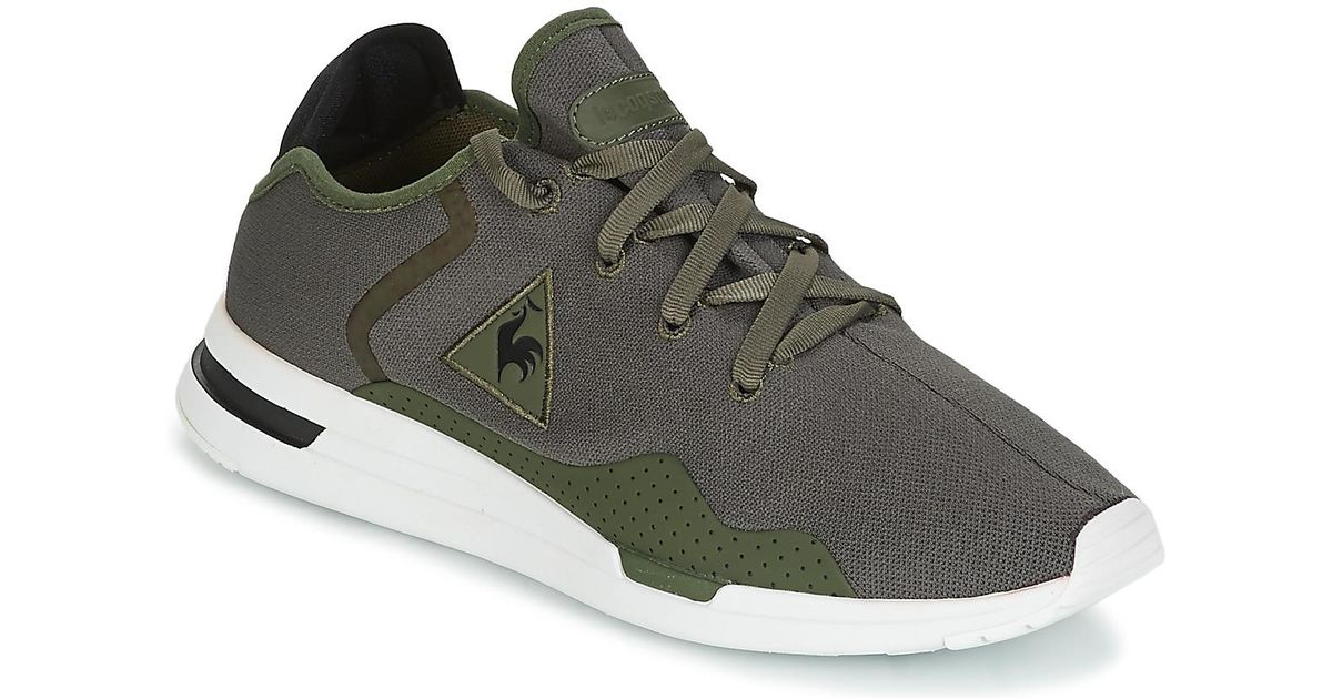 185898d7c841 Le Coq Sportif Solas Sport Shoes (trainers) in Green for Men - Save 1% -  Lyst