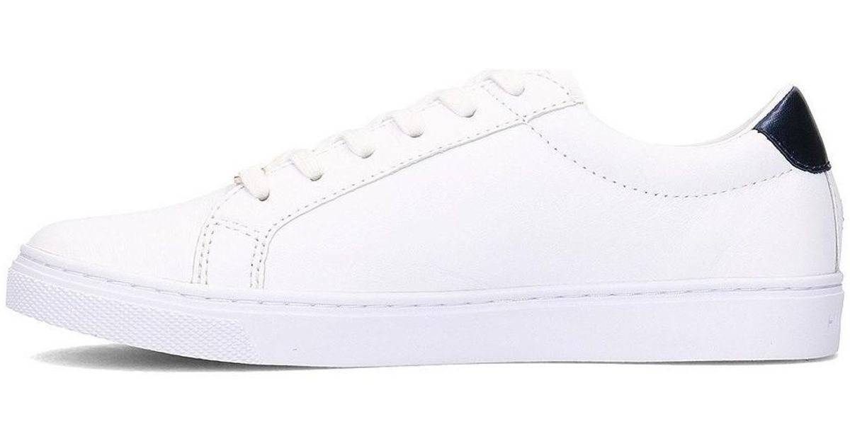 a6c22a9ce134 Tommy Hilfiger Fw0fw03682 Women s Shoes (trainers) In White in White - Lyst