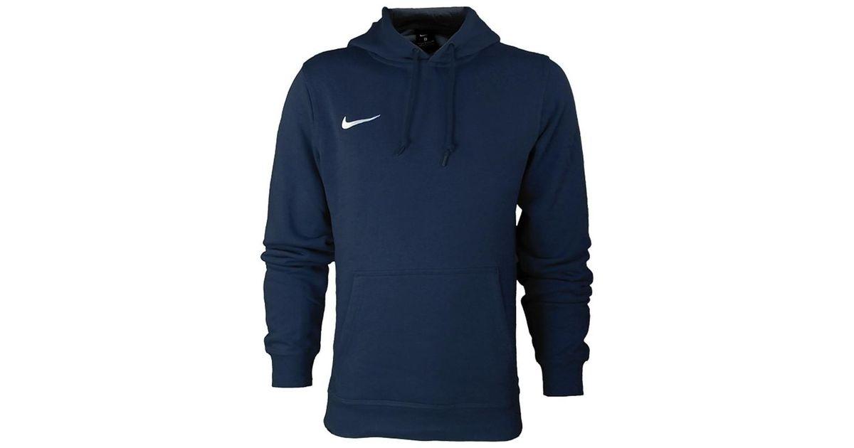 7bac771d5fdf Blue Sweatshirt Hoodie Lyst Club Men s Men Crew In For Nike nISpU4YY