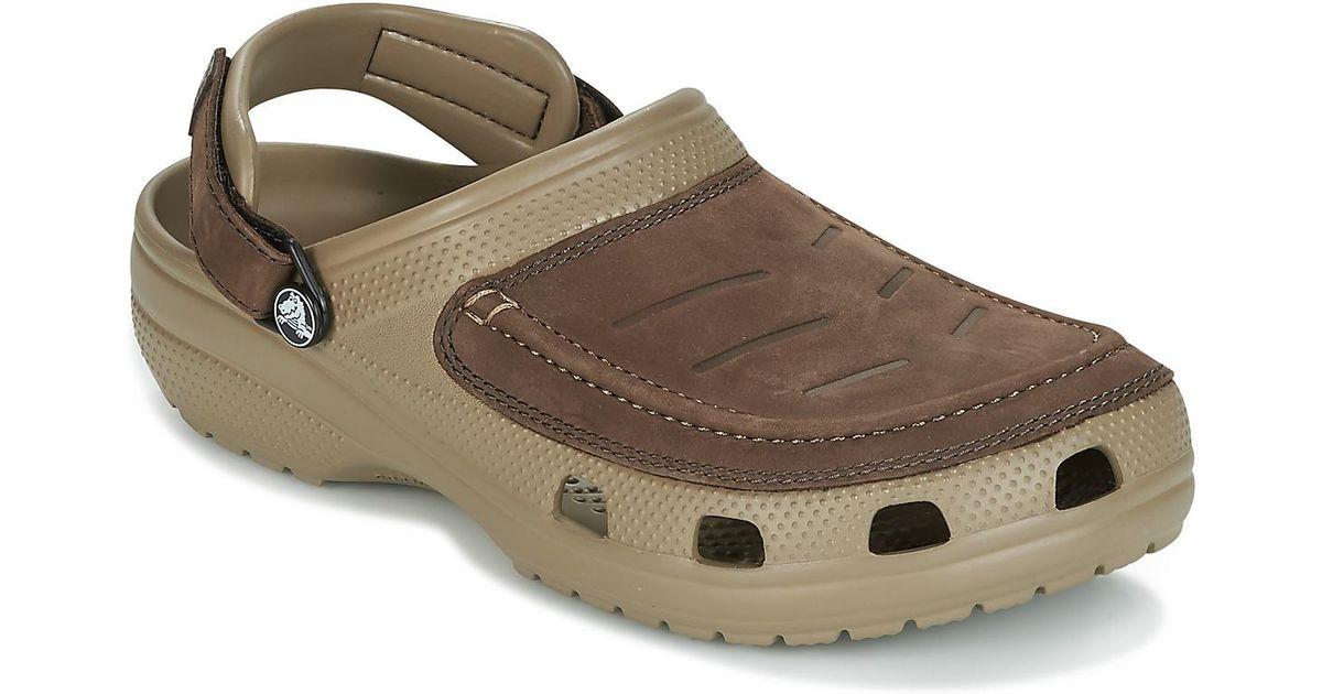 5b77f44620b91 Crocs™ Yukon Vista Clog M Clogs (shoes) in Green for Men - Save 9% - Lyst