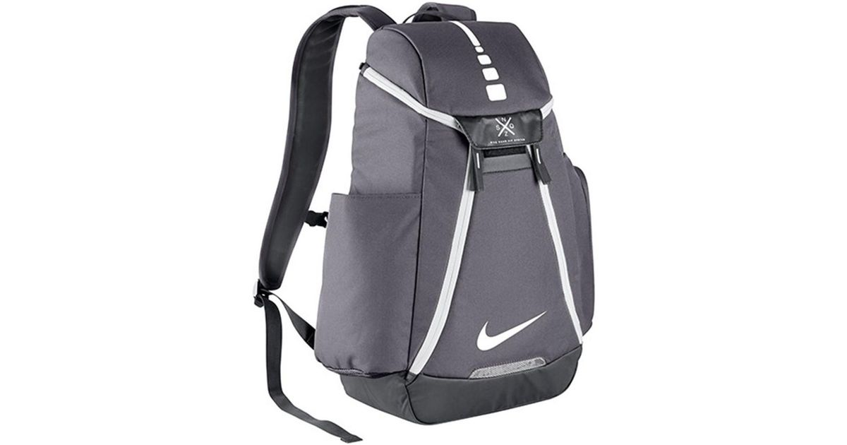 Nike Hoops Elite Max Air Team 20 Women s Backpack In Grey in Gray for Men -  Lyst 3c8057d1f8cd1