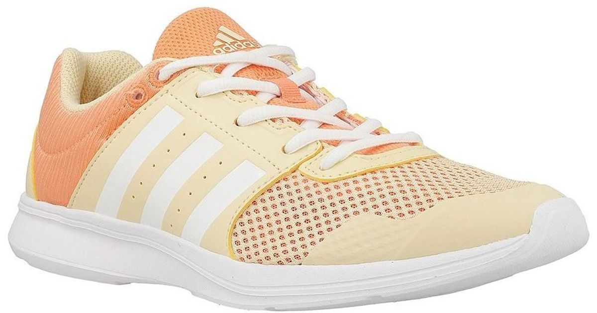 finest selection b914f 42284 adidas Essential Fun Ii W Womens Shoes (trainers) In White in White - Lyst
