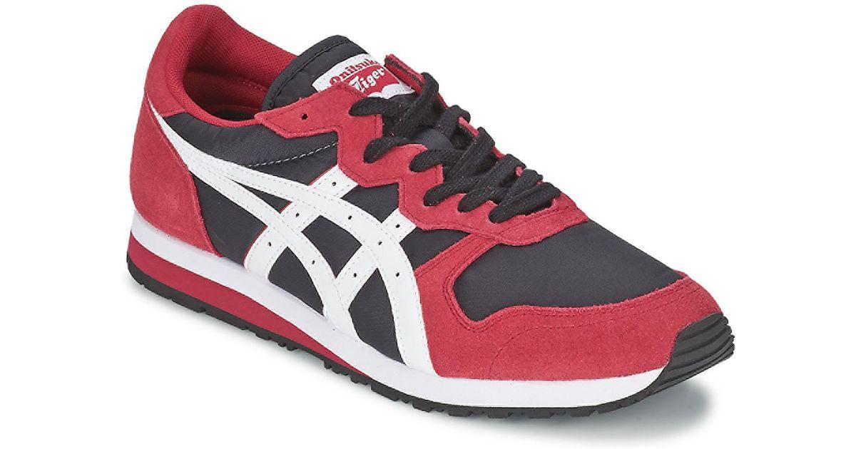 quality design 87e84 b77c6 Onitsuka Tiger - Oc Runner Men's Shoes (trainers) In Black for Men - Lyst