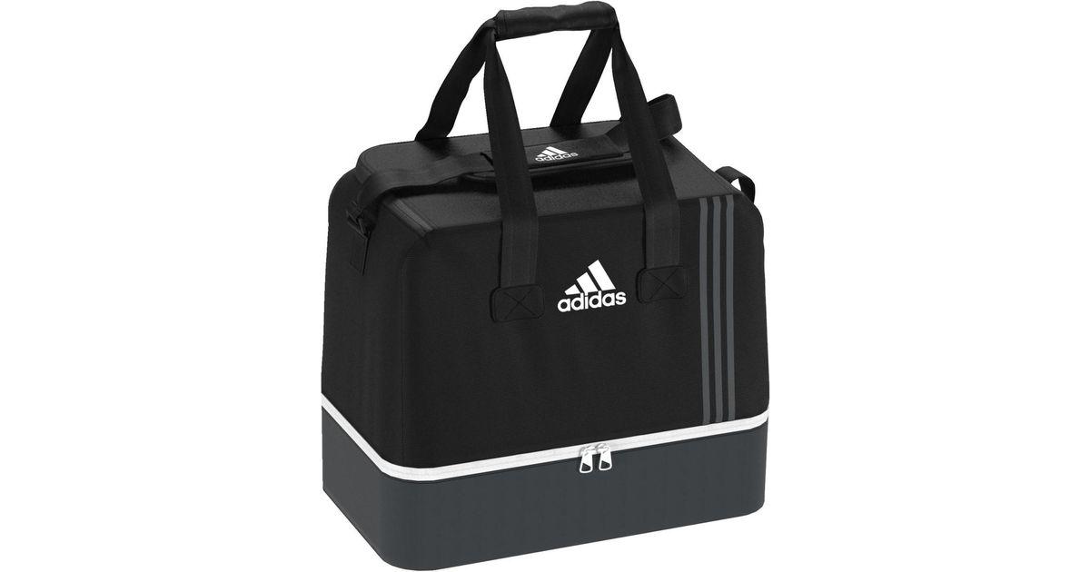 f436d58c7a Lyst - Tiro Teambag BC S femmes Sac de sport en Noir adidas pour homme en  coloris Noir