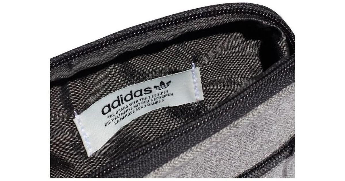 4599553a48 Adidas Fest Bag Casual Women s Bag In Multicolour in Black for Men - Lyst