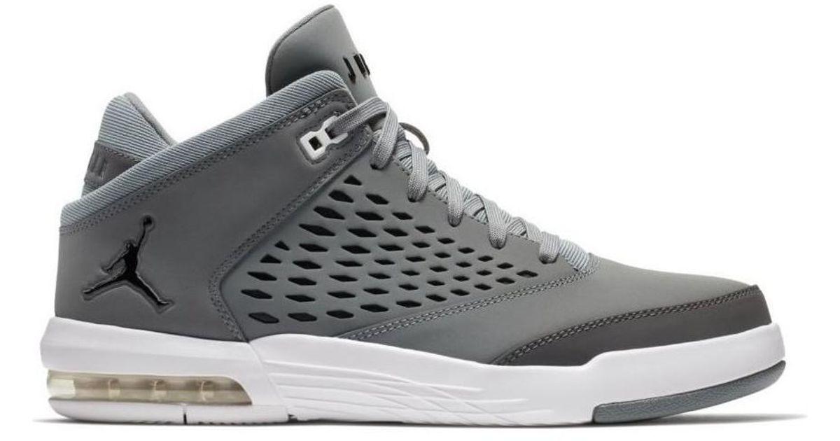 93d28f71c9b7 Nike Air Jordan Flight Origin 4 Men s Basketball Trainers (shoes) In  Multicolour in Gray for Men - Lyst