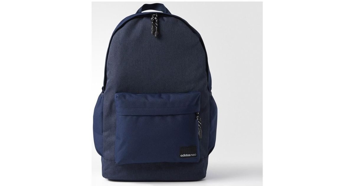 799a6b1763b8 adidas Bp Daily Xl Men s Backpack In Multicolour in Blue for Men - Lyst