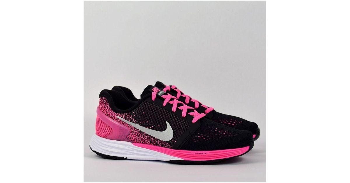 online retailer 3b81d 01b00 Nike Multicolor Lunarglide 7 Women's Shoes (trainers) In Multicolour