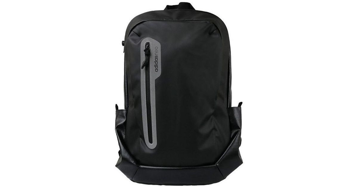 adidas Bp N Neopark Men s Backpack In Black in Black for Men - Lyst 2acac76896f7c