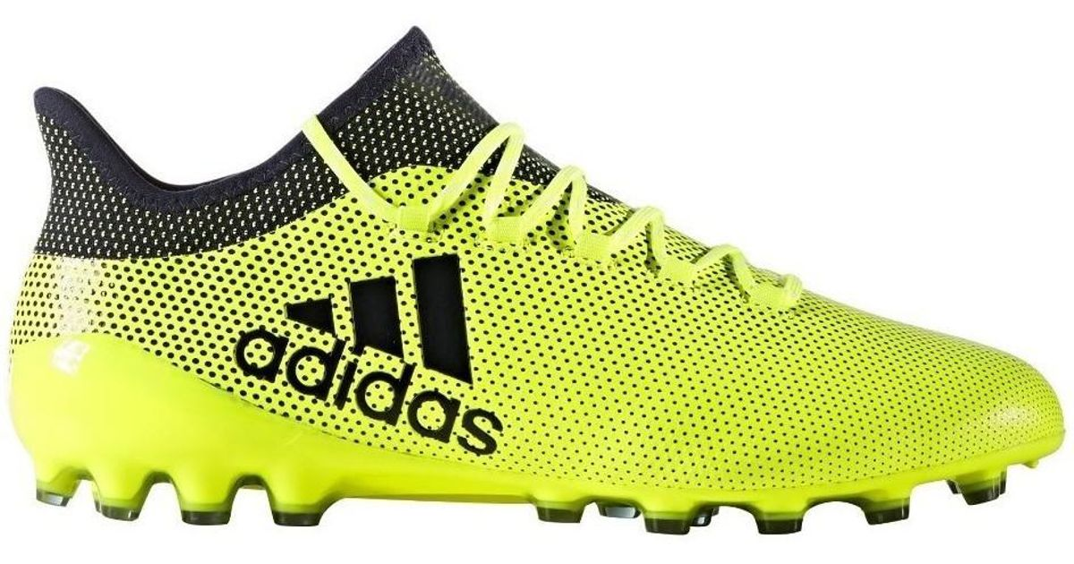 wholesale dealer d50bf 96c14 Adidas - X 171 Ag Men's In Yellow for Men - Lyst