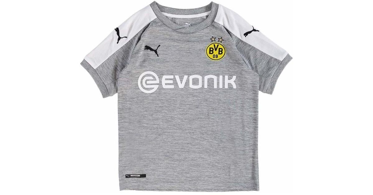 Herren BVB WINNER TEE Pokalfinale 2017 T-Shirt PUMA Men